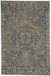 Capel Austin 4832-220 Kirman Mist Green Area Rug