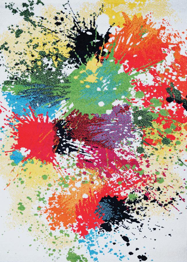 Couristan Spectrum 5033 0273 Modern Art