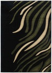 United Weavers Contours 510 20445 Blaze Green Closeout Area Rug