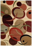 United Weavers Contours 510 20690 Tango Cream Closeout Area Rug