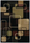United Weavers Contours 510 22976 Ritz Onyx Closeout Area Rug
