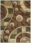 United Weavers Contours 510 23259 Calypso Toffee Closeout Area Rug