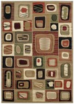 United Weavers Contours 510 23329 Marrakesh Terracotta Closeout Area Rug