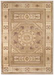 United Weavers Contours 510 23726 Camryn Beige Area Rug