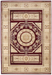 United Weavers Contours 510 23734 Camryn Burgundy Area Rug