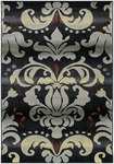 United Weavers Contours 510 24072 Lotus Silver Closeout Area Rug