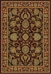 United Weavers Horizons 520 30534 Carina Burgundy Closeout Area Rug