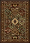 United Weavers Horizons 520 30845 Spectral Green Closeout Area Rug