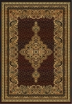 United Weavers Horizons 520 31134 Paisley Isle Burgundy Closeout Area Rug
