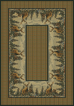 United Weavers Hautman 532 41017 Standing Proud Natural Closeout Area Rug