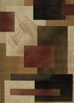 United Weavers China Garden 550 10692 Contempo Berber Area Rug