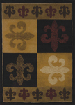 United Weavers China Garden 550 35845 French Quarter Area Rug