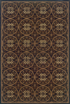 Oriental Weavers Nadira 563N2 Brown Closeout Area Rug