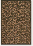 Couristan Urbane 5734/3435 Captivity Tan/Brown Closeout Area Rug - Spring 2016