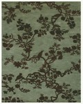 Feizy Bodhi 6033F Celadon Closeout Area Rug
