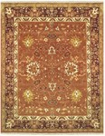 Feizy Pietra 6098F Rust/Brown Closeout Area Rug