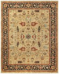 Feizy Ustad 6109F Camel/Black Closeout Area Rug