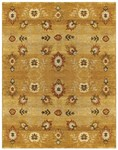 Feizy Amzad 6114F Gold Closeout Area Rug