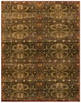 Feizy Amzad 6115F Brown Closeout Area Rug