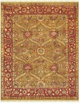 Feizy Pietra 6265F Gold/Red Closeout Area Rug