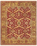 Feizy Pietra 6265F Red/Gold Closeout Area Rug
