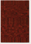 Couristan Easton 6388/8010 Crushed Velvet Poppy Red Closeout Area Rug - Spring 2015