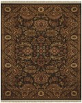Feizy Edmonton 6522F Charcoal/Charcoal Closeout Area Rug