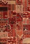 United Weavers Shelby 660 05930 Baja Red Closeout Area Rug