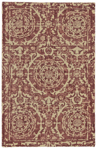 Feizy Dylan 8596F Ruby Closeout Area Rug