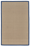 Feizy Berle 0734F Blue Closeout Area Rug