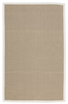 Feizy Berle 0734F White Closeout Area Rug