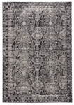 Feizy Prasad 3680F Charcoal/Gray Area Rug