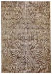 Feizy Cannes 3689F Yellow/Dark Gold Area Rug