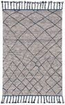 Feizy Twain 6778F Storm Closeout Area Rug