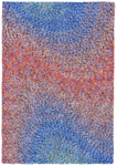 Feizy Alexia 4153F Sunset/Multi Closeout Area Rug