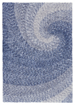 Feizy Alexia 4155F Blue/Gray Closeout Area Rug