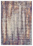 Feizy Emerson 3547F TURQUOISE/ORANGE Area Rug