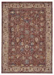 Feizy Hammond 3506F RUST/IVORY Closeout Area Rug