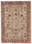Feizy Hammond 3508F CREAM/BROWN Closeout Area Rug