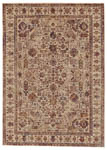 Feizy Hammond 3508F CREAM/RUST Closeout Area Rug