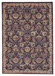Feizy Hammond 3509F BLUE/RUST Closeout Area Rug