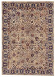 Feizy Hammond 3514F TAUPE/RUST Closeout Area Rug