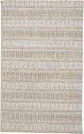 Feizy Odell 6385F TAN/SILVER Area Rug