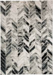 Feizy Micah 3048F GRAY/SILVER Area Rug