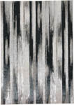 Feizy Micah 3338F BLACK/SILVER Area Rug