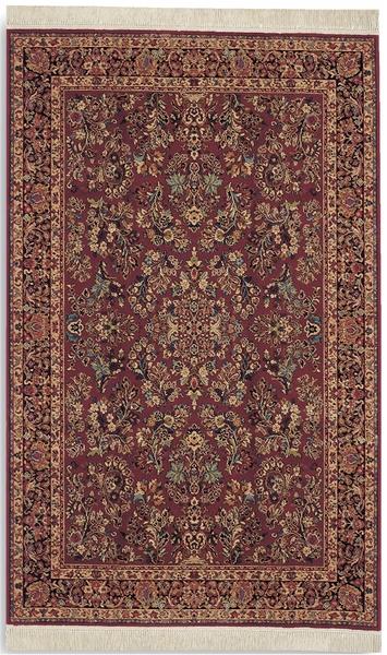 Karastan Original Karastan 700 785 Red Sarouk Closeout
