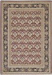 Couristan Izmir 7042/0002 Royal Palmette Persian Red Closeout Area Rug