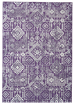 Feizy Samos 3421F Violet Closeout Area Rug