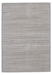 Feizy Melina 3398F Taupe/White Area Rug