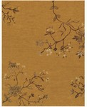 Feizy Cordonnet 7151F Light Rust Closeout Area Rug
